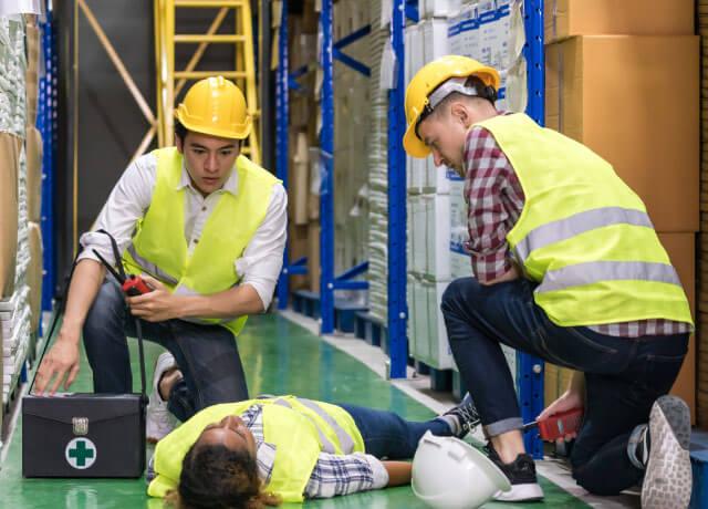 災害・工事現場の記録
